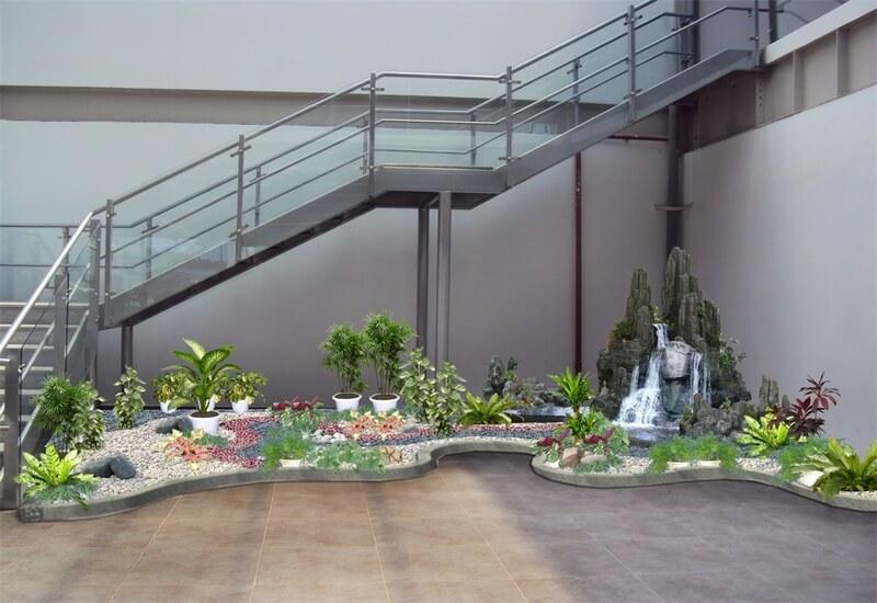 Tiểu Cảnh Sân Vườn theo đặc tính
