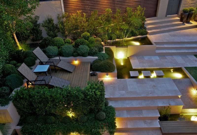 thiết kế cảnh quan sân vườn đẹp số 2