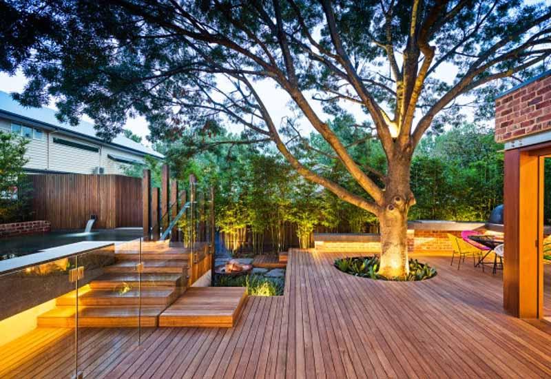 thiết kế cảnh quan sân vườn đẹp số 4